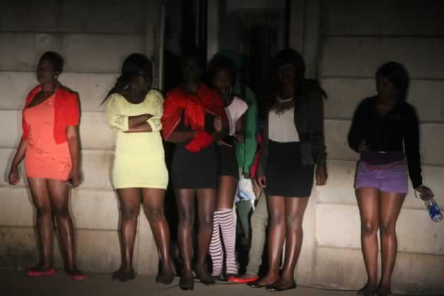 11 Kenyan women arrested In Mombasa while shooting porn Videos– VIDEO