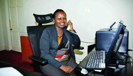 Jubilee E-mail leaks Unmask Quiet Power Of Former State House adviser, Nancy Gitau.