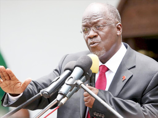 'Set Your Ovaries Free To Boost The Economy'! President Magufuli Urges Tanzanian Women.