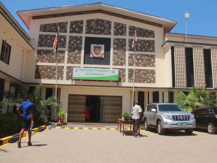 Drama in Homabay County Assembly as MCA farts after lunch break