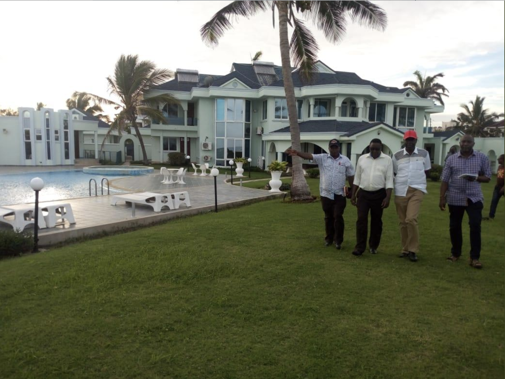 Billionaire Ali Punjani's Mansion Raided By DCI Sleuths In Crackdown On Narcotics