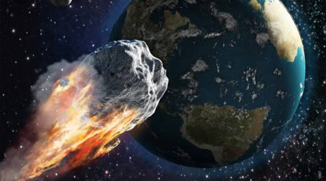 Asteroid The Size Of the Great Pyramid Set On Collision Course With Earth
