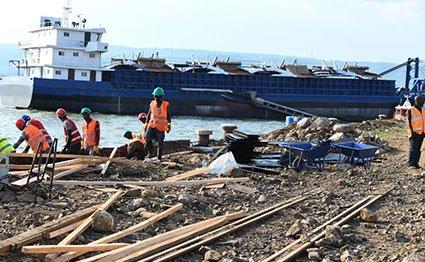 Kisumu Port Launch Event Cancelled