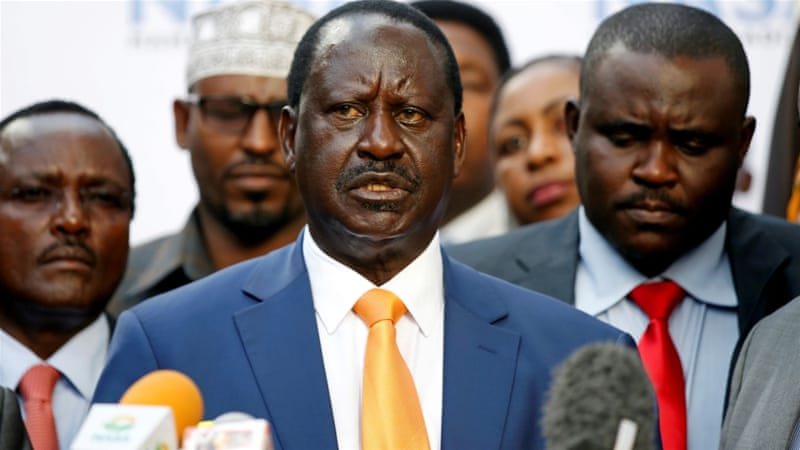 Raila jets out for visit to Indonesia
