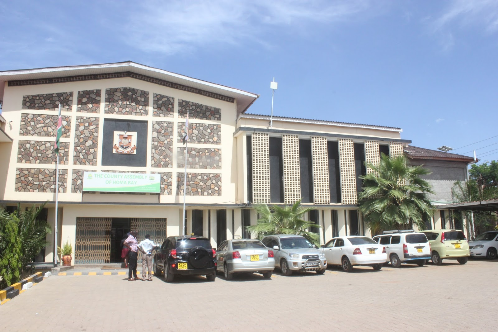 Homabay County Speaker Suspends Debate After An MCA Farts