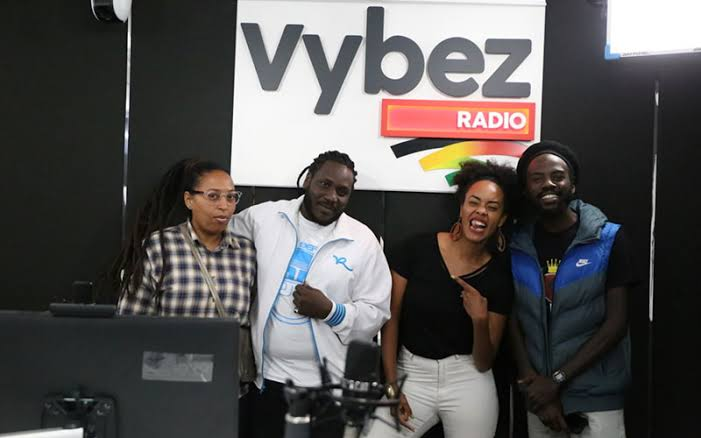 Bien Aime's bae Chiki Kuruka and Legendary musician Nazizi land jobs with Standard Group new radio stations
