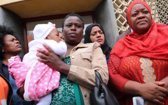 This is how Kwale Woman Rep Zuleika Juma beat restrictive parliament security to sneak baby in