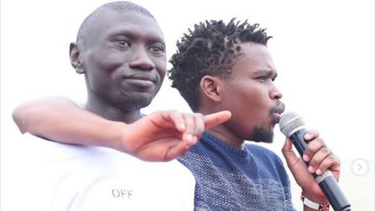 Tafuta kwingine you are not welcomed to the Gospel industry – Ringtone to Stivo Simple Boy, days after first Gospel song