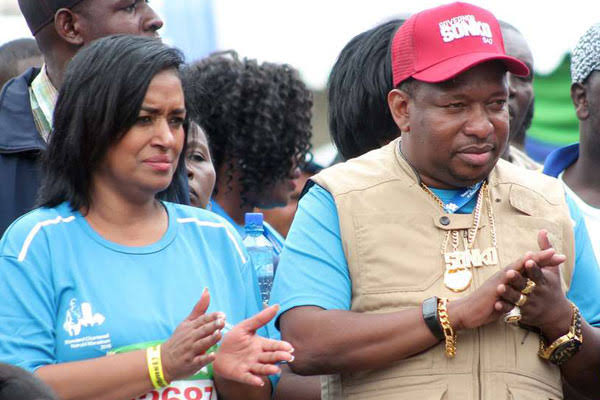 How do you even fu*k with a man like Sonko? Esther Passaris rubbishes claims that she made sexual advances at Gov. Sonko