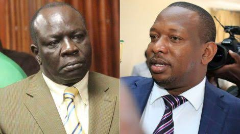 Sonko's savage reply to Ndolo after begging to bail him out