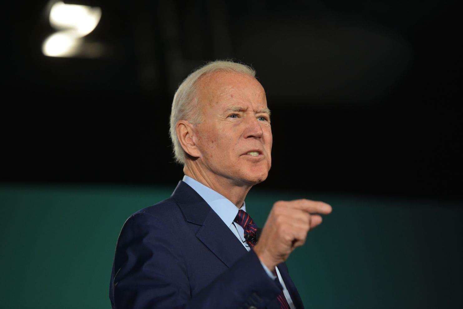 Joe Biden: Trump Is The Ambassador Of White Supremacist In The US