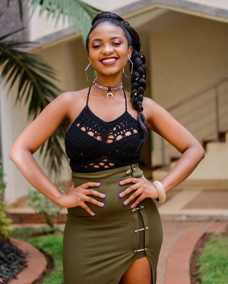 Photos! Meet Wendy Kemunto, the sexy musician who was gang raped by rugby players Alex Olaba and Frank Wanyama