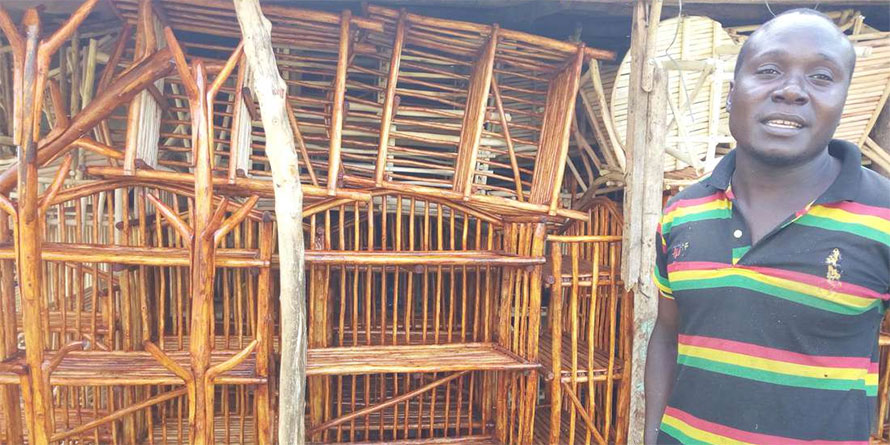 Meet A Successful Carpenter Who Dropped Out In Class 6