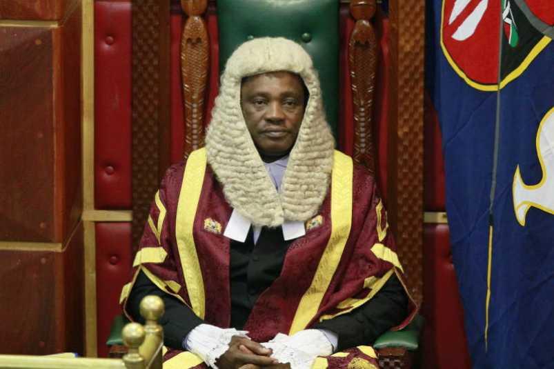 Kibra Parliamentary Seat Declared Vacant By Speaker Justin Muturi