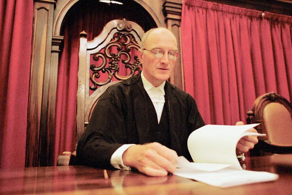 Gay Judge Who Broke HIV Stigma In South Africa Retires