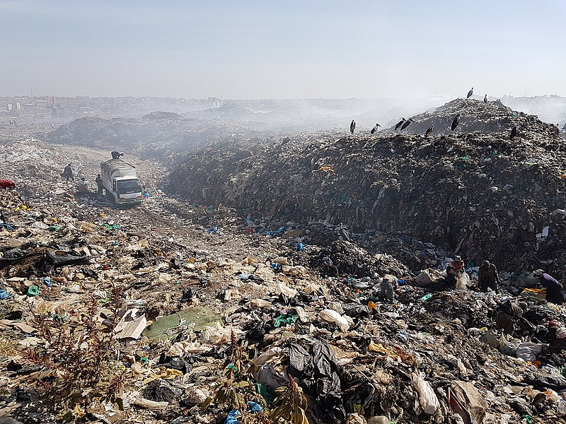 Nairobi's Dandora dumpsite