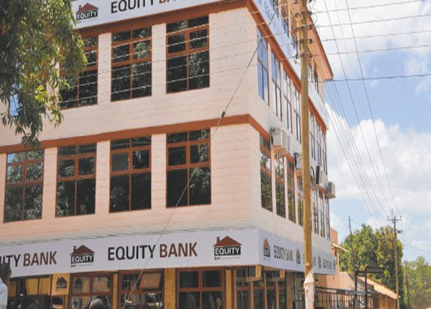 Equity Bank's Permanent Staffs Cry Foul
