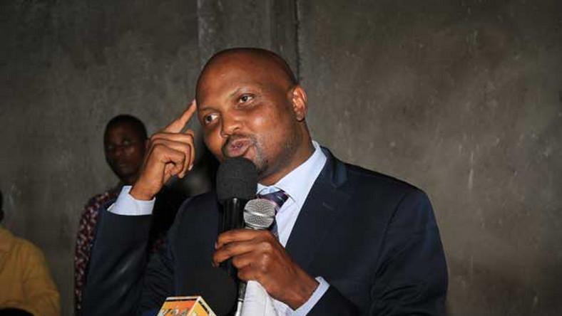 Powerful Jubilee position Moses Kuria is eyeing