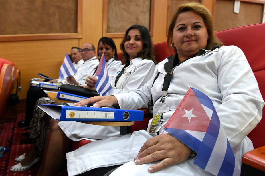 RFS: Kidnapped Cuban doctors have not been killed