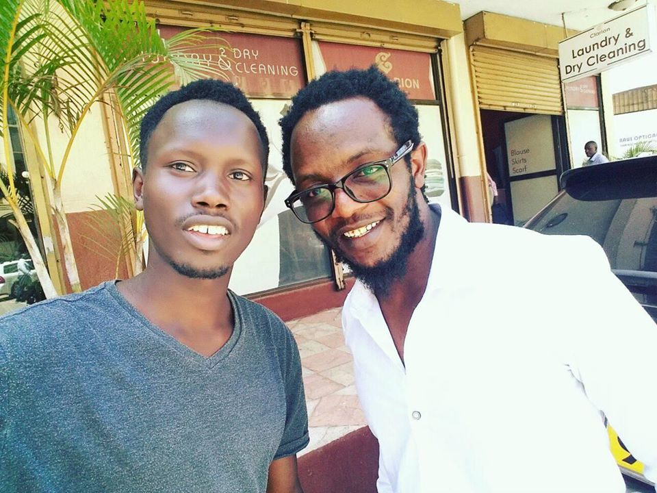 Kenyan comedian accused of smashing a lady for five straight hours speaks out