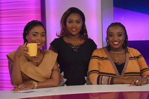 King Kaka's wife Nana Owiti replaces Jackie Matubia on Switch TV's mediocre talk show Chatspot