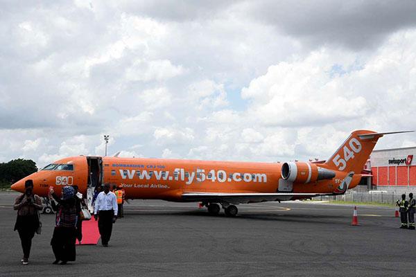 How Fly540 Is Risking Passenger Lives