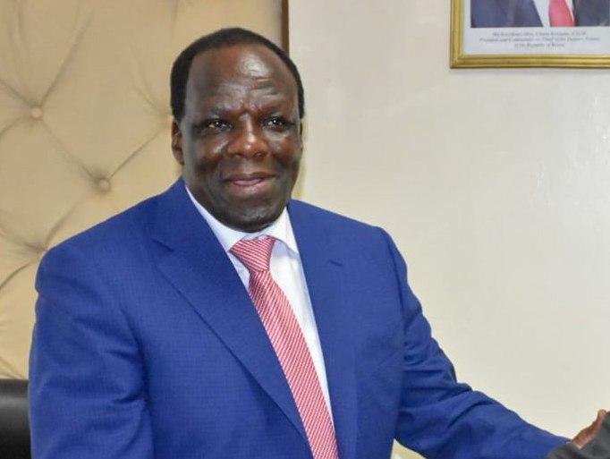 Governor Oparanya's Ksh553 Million Roads