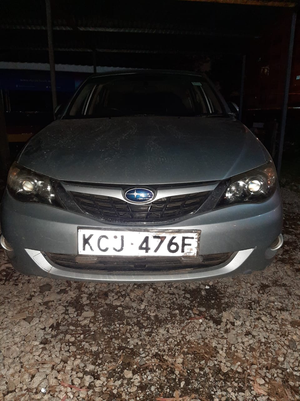 DCI Bust 7 Notorious City Car Robbers
