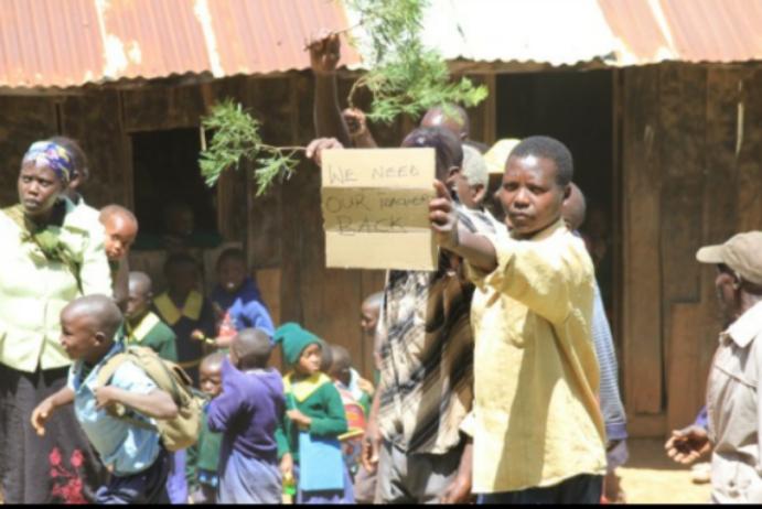 Mbita parents block new head teacher from accessing school