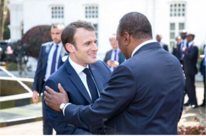 Uhuru to attend Africa-France summit at the end of January