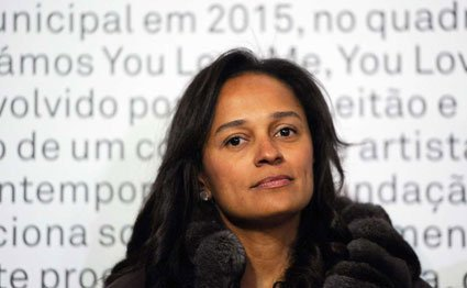 How Isabel dos Santos Stole Her Way To Become Africa's Richest Woman