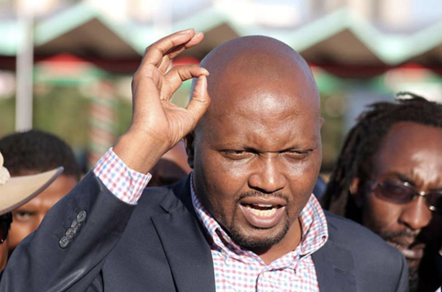 Kuria: Arrested from the Bar to behind the bars