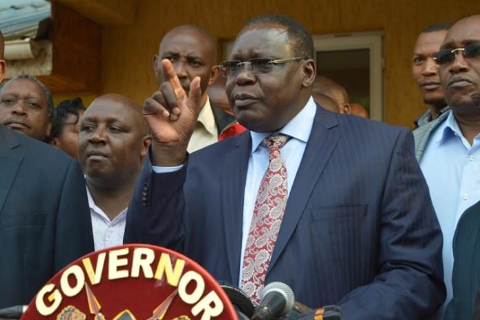 Photos! James Nyoro finally sworn in as Kiambu governor