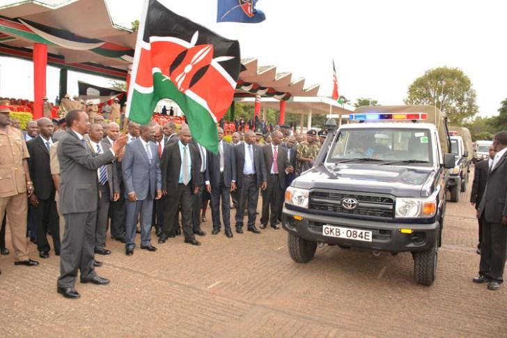 Government Cancels Karanja Kibicho's Sh12.5 Billion Police Car Tender To Toyota