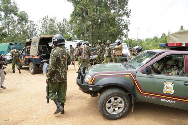 DP Ruto allies blocked from holding anti-BBI meeting in Kakamega