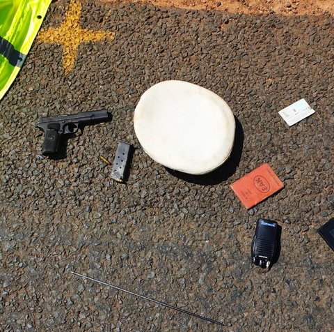 Matatu driver who killed a police officer arrested