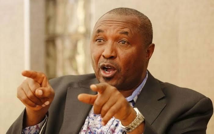 Kimani Ngujiri responds to President Uhuru Kenyatta's outburst