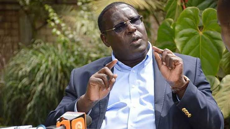 Kiambu's James Nyoro speaks after swearing-in ceremony was halted