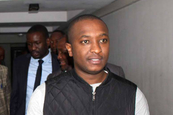 VIDEO: Steve Mbogo sends chilling message to Moses Kuria for disrespecting Uhuru and Raila