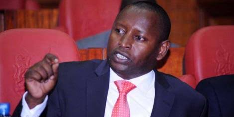 Ignorant Samburu Governor Moses Lenolkulal gets in trouble with DPP Haji again
