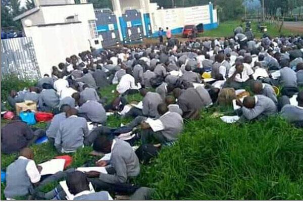 Kabianga students suspended for choosing sabbath over exams