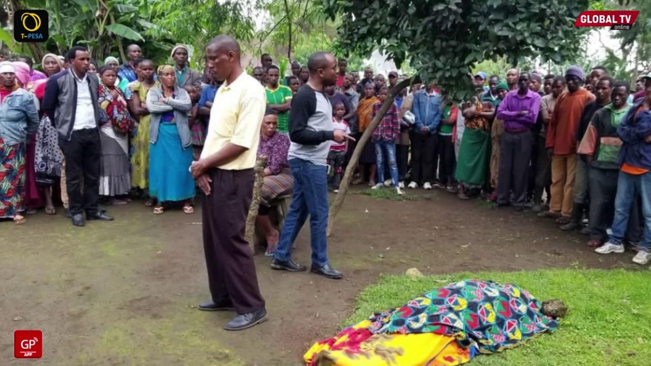 'Killer' singer from Tanzania nabbed while fleeing to Kenya
