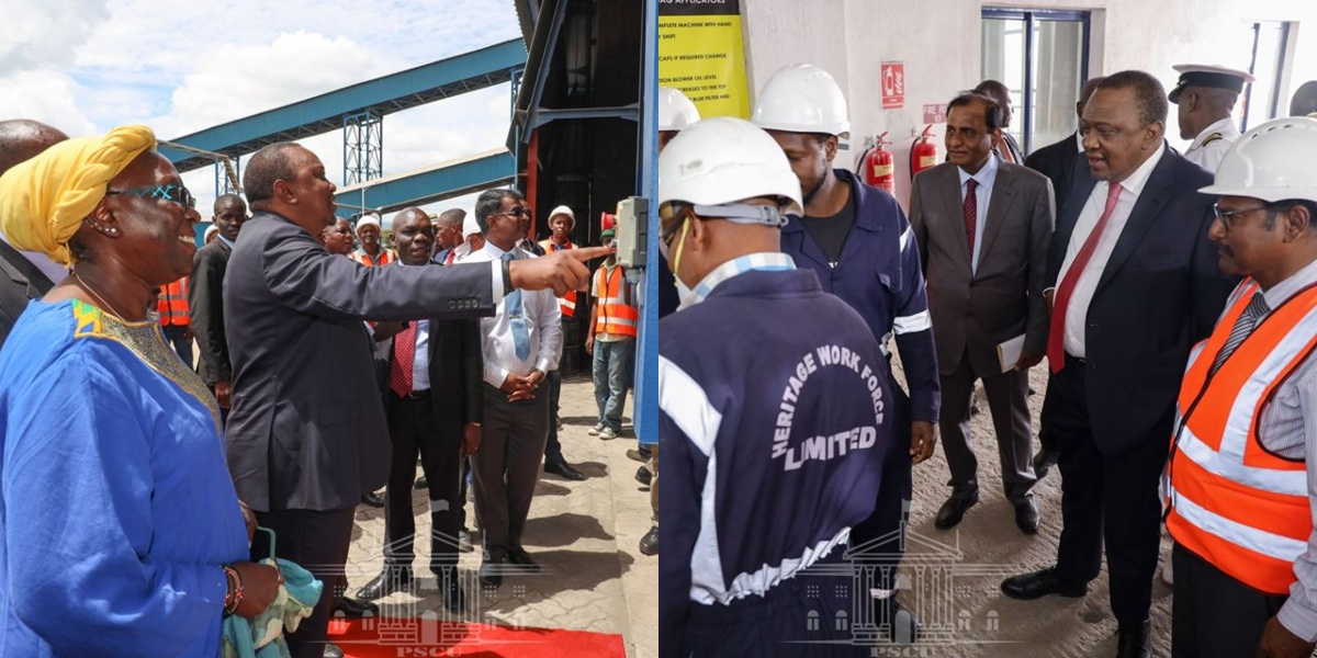 New cement factory to create not less than 1,400 jobs