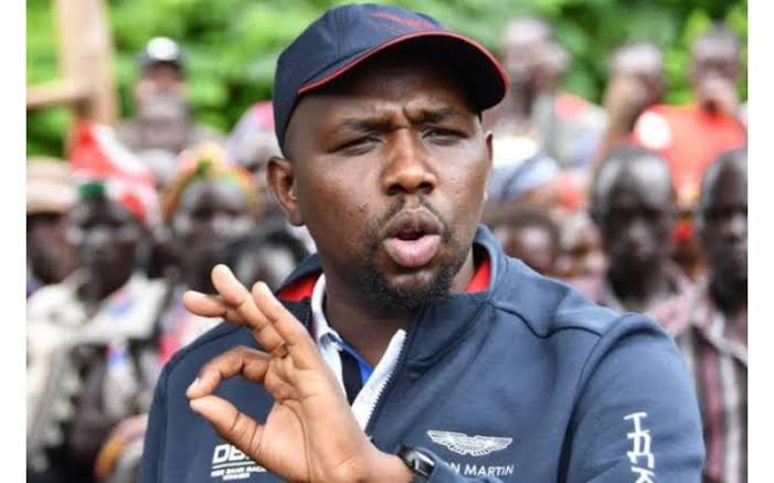 Murkomen speaks after being mishandled in Kitui