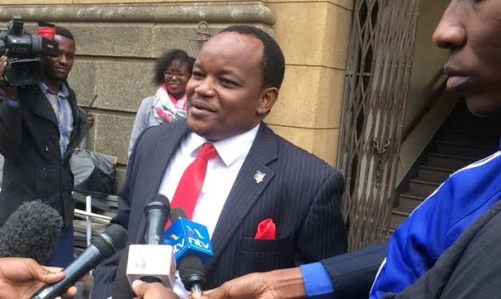 Nyeri MP Ngujiri Wambugu reveal reason why Moses Kuria was ejected from Kitui's BBI meeting