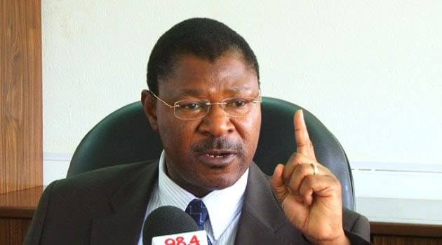 Moses Wetangula asks Western leaders to fully back BBI for the sake of Western economic empowerment
