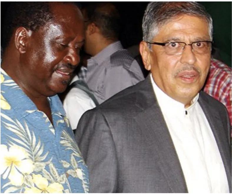Raila's Tycoon Ally Ordered to Refund Sh1.8 Billion
