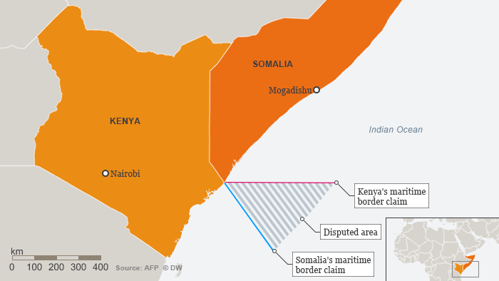 Somalia Accuses Kenya Of Arming Tribal Militia In The Country As Maritime Row Deepens