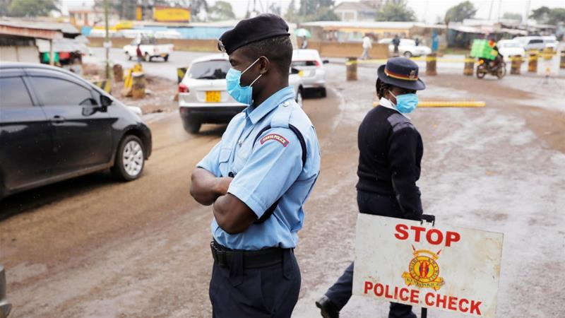 'Kama sio Karen siendi' DCI officer fights with a Traffic cop