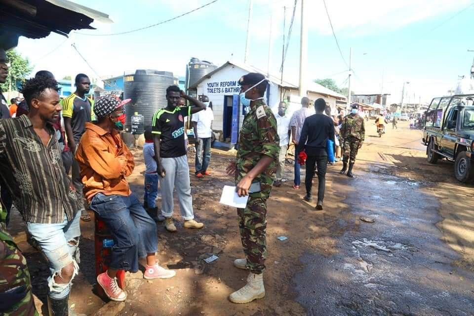 KDF Sergeant Beaten to Death on Boxing Day